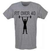 Men's T-Shirt: Fit Over 40 Jersey